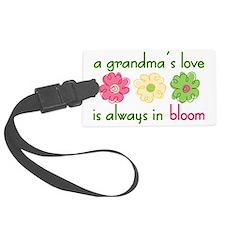 Grandma's Love Luggage Tag
