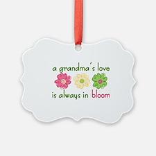 Grandma's Love Ornament