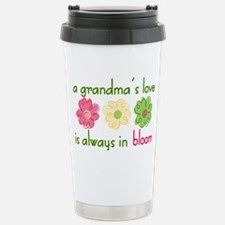 Grandma's Love Stainless Steel Travel Mug