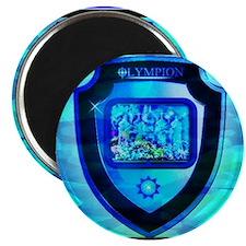 Olympian Shield Magnet