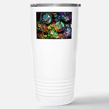 Fractal 3D Bubble Garde Travel Mug