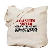 You'll have to deal w/My Brot Tote Bag