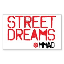 Street Dreams Decal