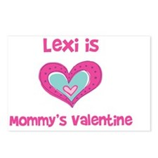 Lexi Postcards (Package of 8)