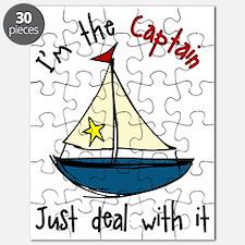I'm The Captain Puzzle