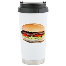 steak sandwich Travel Coffee Mug