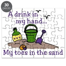 In The Sand Puzzle
