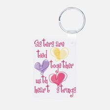 Sisters Keychains