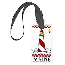 Maine Luggage Tag
