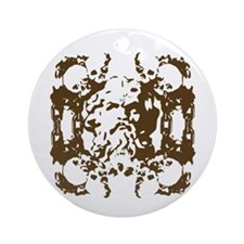 Leonardo Round Ornament