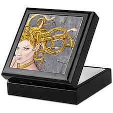 Medusa Keepsake Box