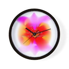 Custom Valentine Wall Clock