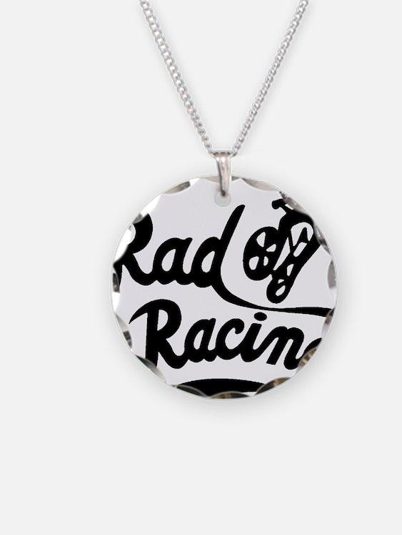 Rad Racing Necklace