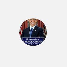 Obama Inauguration 2013 Mini Button