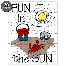 Fun in the Sun Puzzle