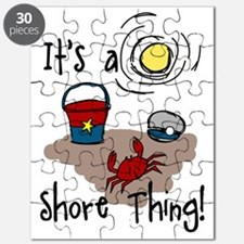 Shore Thing Puzzle