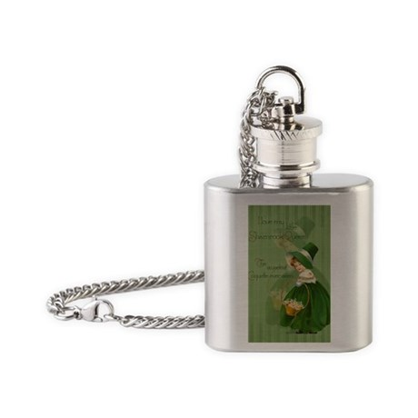 sq_greeting_card_192_V_F Flask Necklace