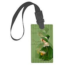 sq_greeting_card_192_V_F Luggage Tag