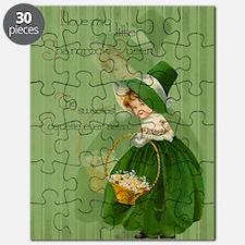 sq_greeting_card_192_V_F Puzzle
