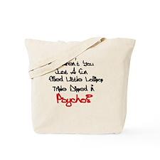 T-Shirt Back Tote Bag