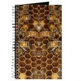 Bees Journals & Spiral Notebooks