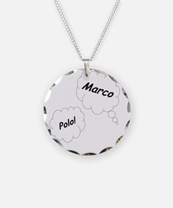 Marco Polo Twin Maternity Sh Necklace
