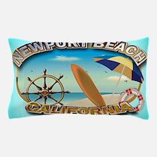 Newport Beach Pillow Case