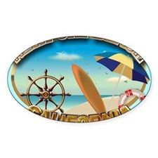 Newport Beach Decal