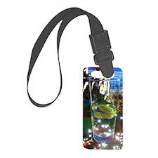 Sparkling Refreshment Luggage Tag