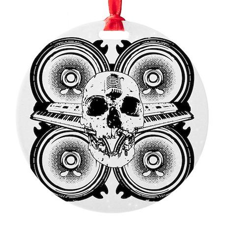 Reznor Round Ornament