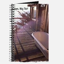 Esalen tub on room deck Journal