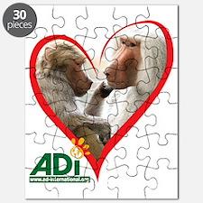 Tilin and Tina Valentine Puzzle