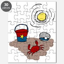 Beach Life Puzzle