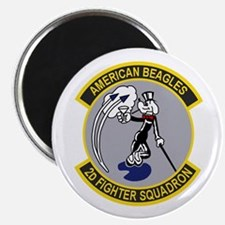 2nd Fighter Squadron Magnet