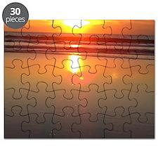 Marina del Rey Sunset Puzzle
