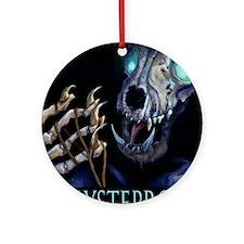 The Hound Round Ornament