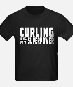 Curling Is My Superpower T