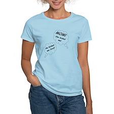 Sibling Rivalry - boy girl t T-Shirt