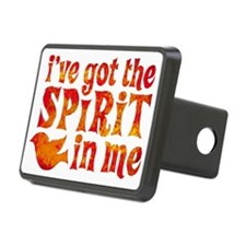 Spirit in Me Hitch Cover