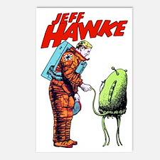 Jeff Hawke Meet Alien Postcards (Package of 8)