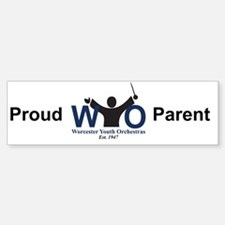Proud WYO Parent Sticker (Bumper)