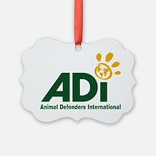ADI logo Ornament