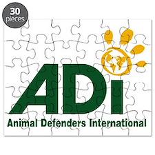ADI logo Puzzle