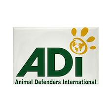 ADI logo Rectangle Magnet
