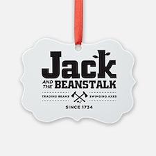surlalune_logo_black_jack Ornament