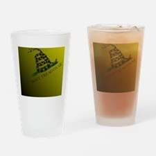 Dont Tread On Me Back All-Over Drinking Glass