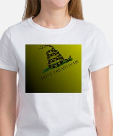 Dont Tread On Me Back All-Over Tee