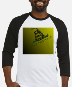 Dont Tread On Me Back All-Over Baseball Jersey