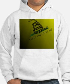 Dont Tread On Me Back All-Over Hoodie