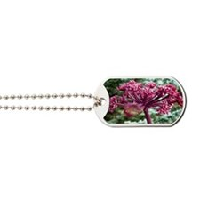 Purple Angelica Dog Tags